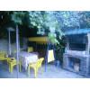 Дом 3хком. с двориком на 2 дома, снять жилье в частном секторе Евпатории, Крым. Цена отдыха летом 2019 от 4000