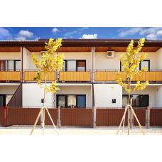 Купить таунхаус недорого в пригороде Евпатории Витино, недвижимость у моря - цена недвижимости 3.1 млн
