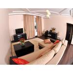 Большую однокомнатную квартиру снять в Евпатории, Крым по Ленина 49, 58 кв.м. Цена отдыха 2018 от 3000 рублей