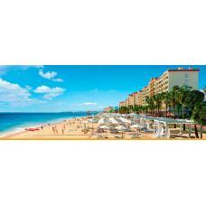 1. Эксклюзив! От застройщика! Апартаменты на пляже с видом на море и озеро! Недорого! От 43 м. Цена 88000 м.кв.