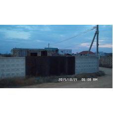 Купить недвижимость — дачу возле Евпатории - Мирный, Донузлав, 2 ком., 10Х12м., 4 сот. - цена 3000000 рублей