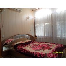 Гостевой дом Теремок у моря, двухкомнатная квартира в Евпатории, Крым. Цена отдыха 2017 от 1500 рублей.