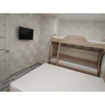 Жилье в частном секторе Евпатории недорого - 1ком. дом с беседкой. Снять дом по цене от 1500