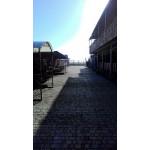 Жилье на берегу моря снять в частном секторе Евпатории  - эллинги у Аквапарка. Цена отдыха летом 2020 от 1200