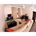 Жилье снять в Евпатории для отдыха 1ком. квартиру на Ленина 49, 58 кв.м. Цена квартиры летом 2020 от 3000