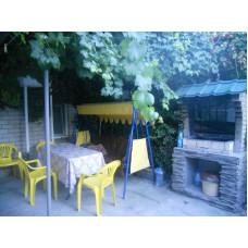 Жилье в частном секторе Евпатории, Крым - снять дом 3ком. с двориком