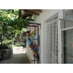 Жилье в частном секторе в Евпатории недорого у моря - снять 3ком. дом с двором. Цена отдыха летом 2020 от 3500