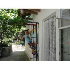 Жилье в частном секторе в Евпатории недорого у моря - снять 3ком. дом с двором