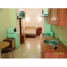 Отдых в частном секторе Евпатории - снять 1ком. квартиру у моря недорого